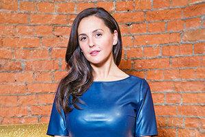 Мария Шумакова присмотрела себе платье для красной дорожки