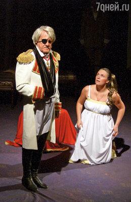 Мой спектакль «Леди Гамильтон» с Мариной Могилевской в главной роли