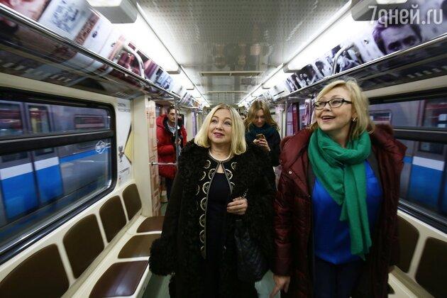 Марина Яковлева  Наталья Хорохорина