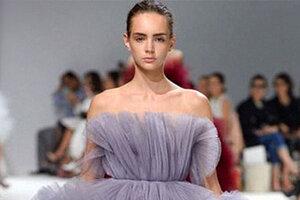Самые красивые платья Недели Высокой моды