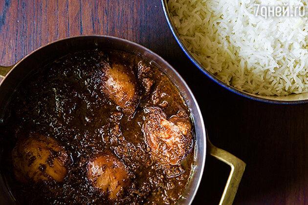 Утка по-ирански: рецепт от шеф-повара Мишеля Ломбарди