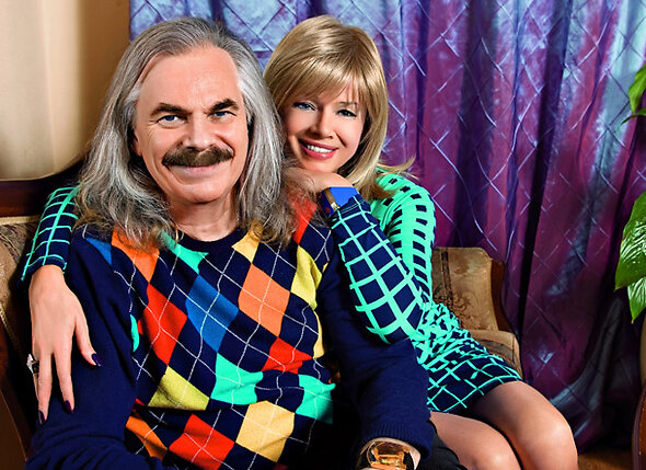 Ко мне часто пристают с вопросом: «В чем секрет вашего долгого брака с Петровичем?» Думаю, главное в отношениях — любовь. Вот и весь секрет!