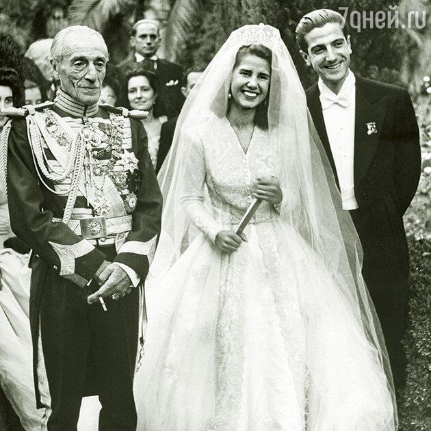 Свадьба Каэтаны де Альба и Луиса Мартинеса де Ирухо