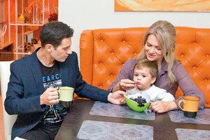 ВИДЕО! Антон и Виктория Макарские снимаются для журнала «7 Дней»