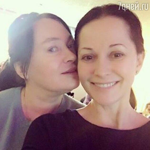 Ольга Кабо, Лариса Гузеева