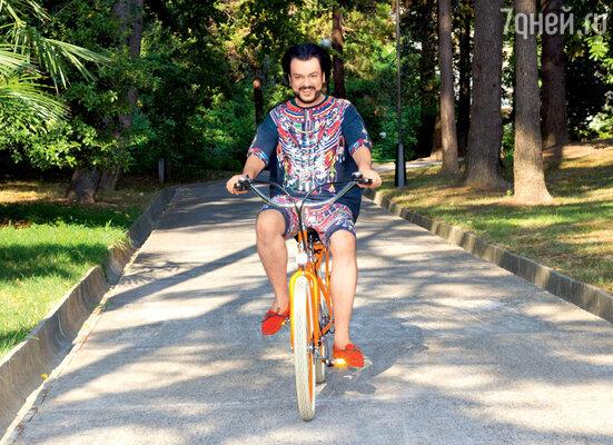 Велосипед — не просто средство передвижения...