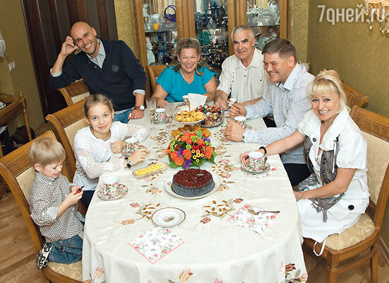 «У нас настоящая итальянская семья»