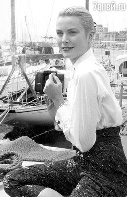 Грейс Келли, 1955 г.