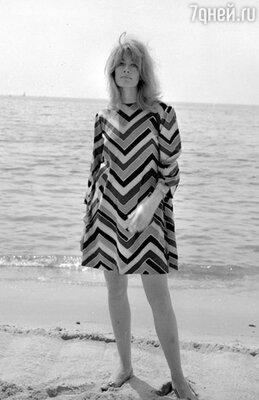 Ванесса Редгрейв, 1967 г.