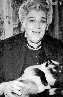Фаина Раневская 1960-е