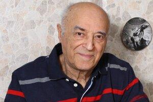 94-летний Владимир Этуш вышел на работу