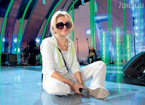 Анжелика Варум разболелась во время конкурса...