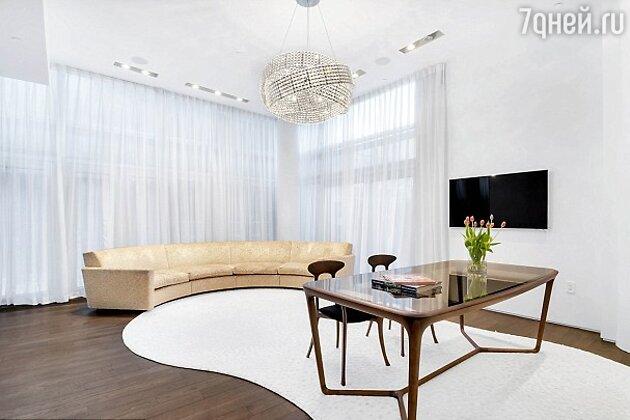 Квартира Ирины Шейк в Нью-Йорке