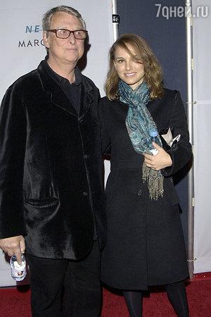 Натали Портман и Майкл Николс, 2007 г.