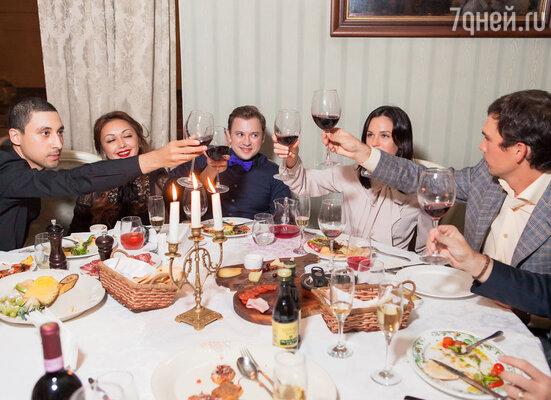 В ресторане «La Provincia» в рамках серии европейских гастрономических вечеров состоялся специальный ужин и дегустация вин сразу двух итальянских винных Домов: «Podere Rocche Dei Manzoni di Valentino» и «Tenute Cisa Asinari Dei Marchesi Di Gresy»