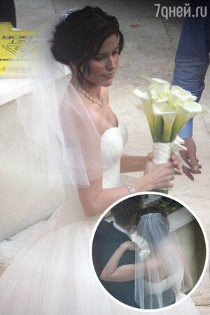 София Буш свадьба