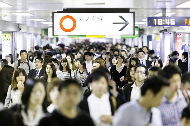 Токийское метро