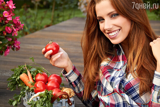 Для Дев идеальна вегетарианская пища