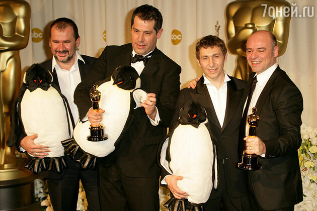 Команда фильма «Птицы 2: Путешествие на край света»