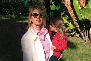 Виктория Боня призналась, что ее дочка — жадина