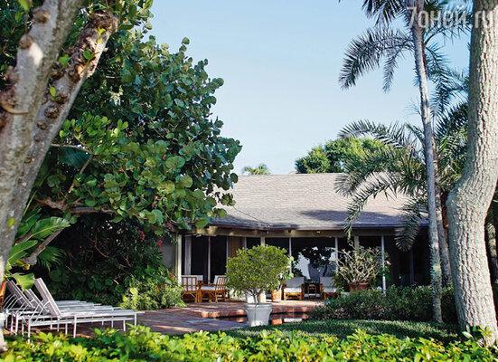 У Мэдоффа было несколько великолепных домов в Нью-Йорке и во Флориде. (На фото: особняк Берни в Палм-Бич)