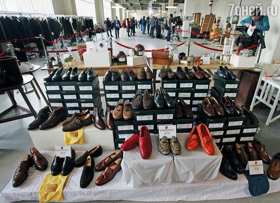 Бернард Мэдофф обожал дорогую одежду и обувь. И это все тоже пошло с  молотка...