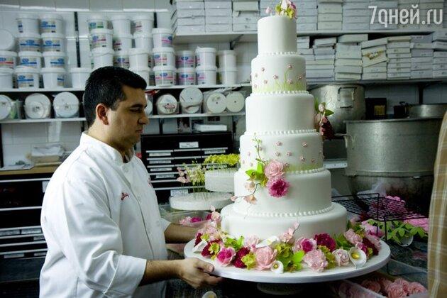 Бадди Валастро шоу «Cake Boss»