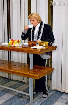 Николай Басков на сладкой диете