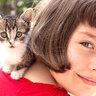 Умилительные коты с детьми