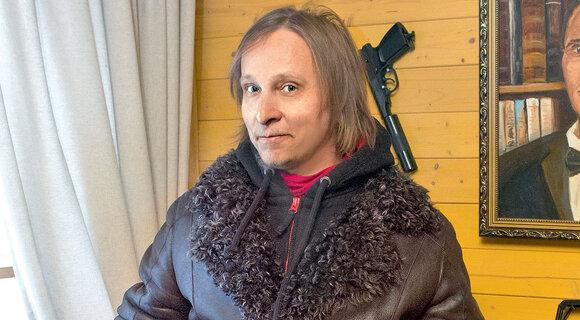 Иван Охлобыстин: «У меня теперь есть свое логово с волчьими шкурами»