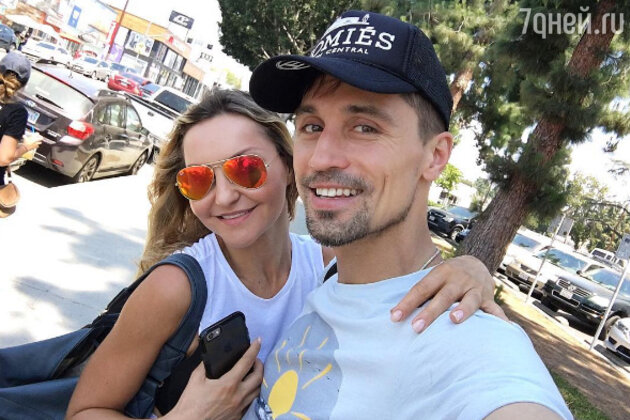 Дима Билан и Юлия Налимова