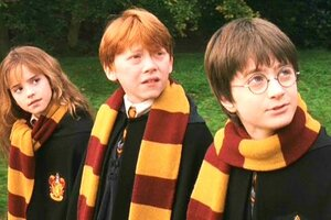 «Мама» Гарри Поттера написала три новые книги о жизни в Хогвартсе
