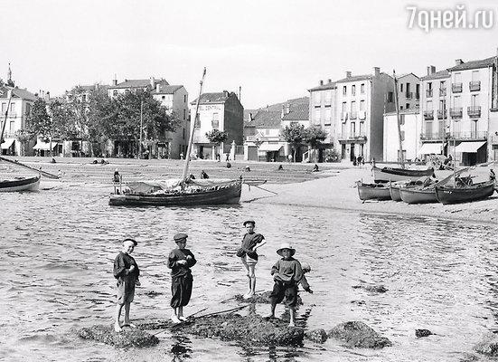 Майоль потребовал, чтобы Дина уехала вместе с ним и его семьей на самый юг Франции, в его родной город Баньюльс-сюр-Мер