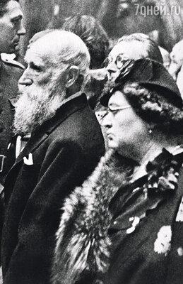 Крикливая мегера, как выяснилось, была мадам Клотильда Майоль, жена художника. Майоль с супругой