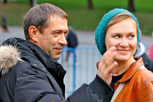 Владимир Машков беспокоится за дочь