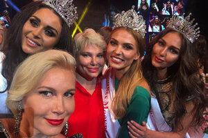 Конкурсантки «Мисс Москва» устроили потасовку за кулисами