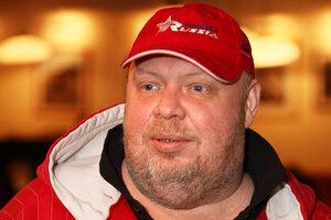 Сергей Крылов познакомился с русской рыбой
