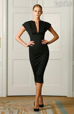 Нет более женственной одежды, чем облегающие платья и юбки. Особенно хороши «футляры» из коллекций VictoriaBeckham