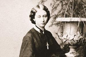 Мать последней русской императрицы Алиса Гессенская