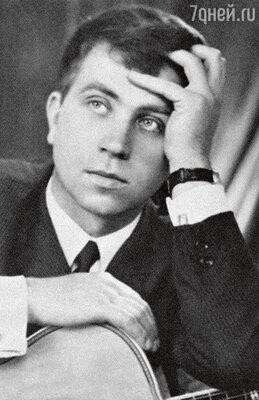 Олег Белов познакомился сДемьяненко еще встуденчестве. 1969 г.