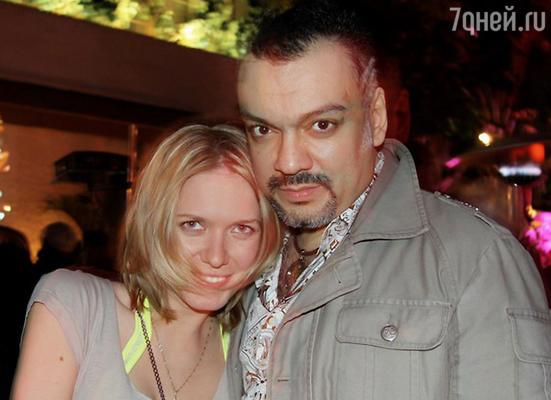 Алена Березина и Филипп Киркоров