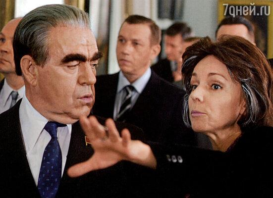 Валерий Магдьяш и Марина Зудина в кадре из фильма «Глаз Божий»