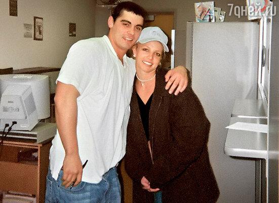Бритни Спирс была женой Джейсона Александра всего два дня
