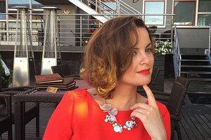 Юлии Проскуряковой нанесли удар в спину