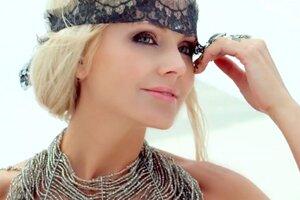 Натали выложила в Сеть новый откровенный клип «Шахерезада»
