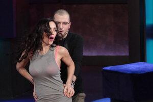 Группа SEREBRO устроила «грязные танцы» на кастинге