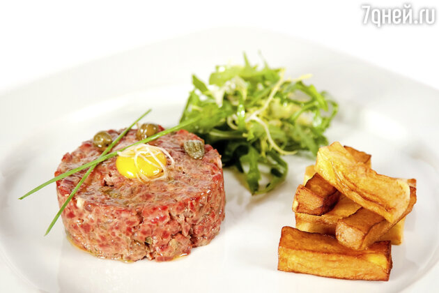 Тартар: рецепт от шеф-повара Мишеля Ломбарди