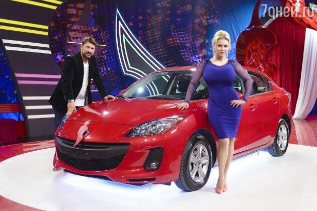 Анна Семенович и Виктор Логинов