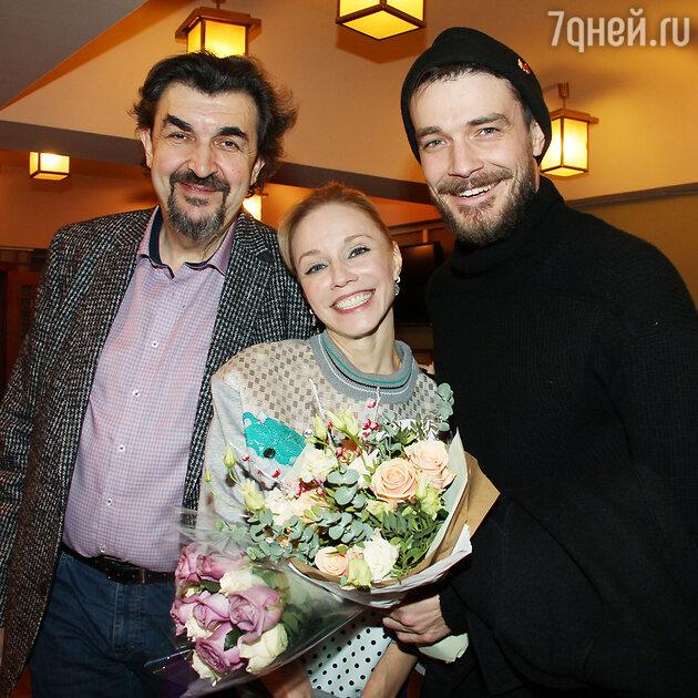 Марина Зудина, Игорь Золотовицкий, Максим Матвеев