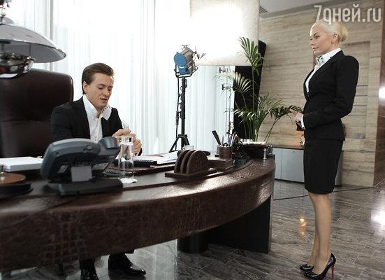 Сергей Безруков и Елена Корикова
